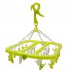 Plastic Kaku Hanger 24P